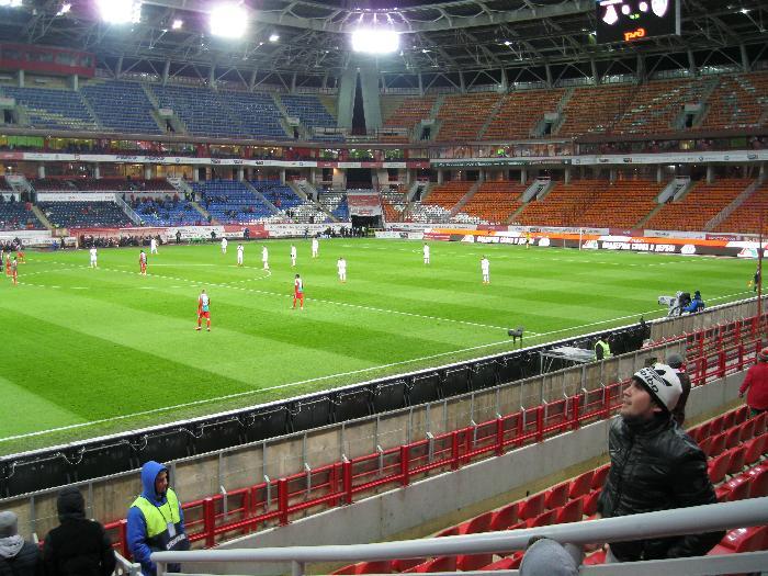 FC Akhmat Grozny in Russian Premier League 2014/2015 fixture
